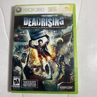 Dead Rising (Microsoft Xbox 360, 2006) Free Shipping Video Game