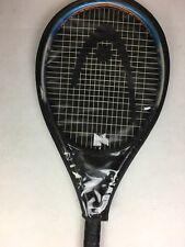 Head Ti. Evolution Tennis Racket 4 1/2� Grip With Case Graphite