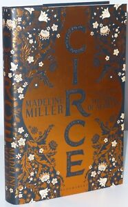 SIGNED 1st Print 1st Issue Circe Madeline Miller Bloomsbury 2018 H/B Achilles