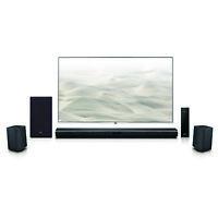 LG SLM4R 4.1 Channel 420W Soundbar Surround System with Wireless Speakers