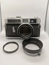 Recently CLA'd Canon Model 7 Rangefinder with 50mm F1.4 USA SELLER