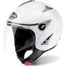 Casco helmet JET AIROH JT WHITE GLOSS BIANCO LUCIDO  taglia S