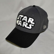 Star Wars - New Era 39Thirty - 2 Tone Gray Reflective Hat Cap Adult One Size
