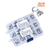 2X Dental Orthodontic Buccal Tube with Bands 1st Molar Roth.022 35#-39+# Conv