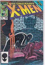 MARVEL COMICS THE UNCANNY X-MEN #196