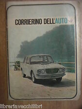 Old School Notebook used Lancia flavia berlina corrierino Dell Car