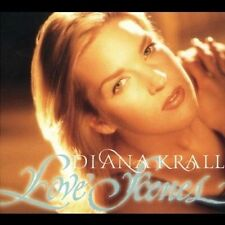 Love Scenes [Bonus Track] by Diana Krall (CD, Aug-1997, Impulse!)