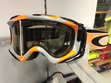 MASCHERA OAKLEY AMBUSH FACTORY SLANT ORANGE-GREY