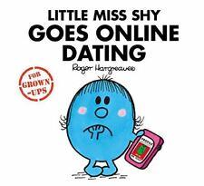 Liz Bankes, Little Miss Shy Goes Online Dating (Mr. Men for Grown-ups), New, Har