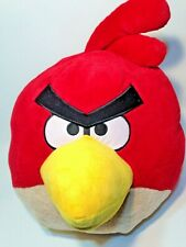"Angry Birds Red Bird Plush Giant Soft Big HUGE Cuddly JUMBO 15"" Commonwealth"