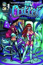 Critter # 1 Cover B Aspen Comics NM