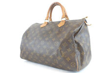 LOUIS VUITTON Speedy 35 Monogram handbag M41524