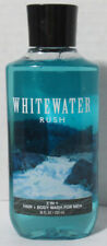 Bath & Body Works 2-in-1 Hair & Body Wash Men's Collection WHITEWATER RUSH