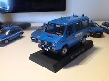 Modellino Polizia di Stato Alfa Romeo AR 8 1988 1:43 Dea
