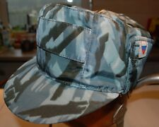 Russian Spetsnaz MVD Camo Cap.From 90's.NPO-SM.Size 56.Urban Reed!!!New!