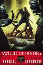 Sword of Destiny - Introducing the Witcher Part 2 by Andrzej Sapkowski Paperback