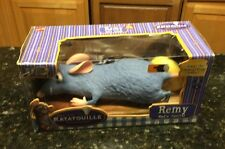 DISNEY PIXAR RATATOUILLE REMY REMOTE CONTROL FIGURE With Box Works