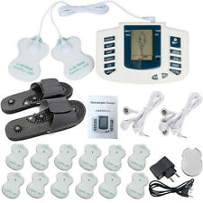 Muscle Relax Pain Relief Stimulator Massager Acupuncture Therapy Machine+Shoes