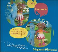 In the Night Garden Gift / Party Supplies - Magnetic Activity Playscene
