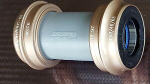 FSA Alloy Bottom Bracket Convertor BB30 (30mm) to MegaExo (24mm) BB-CFM3 (NEW)