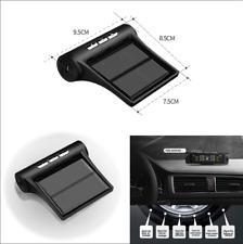 Real-time Diagnostic Alarm LCD display Solar TPMS Tire Pressure Monitor Sensor