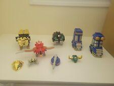 Power Rangers Deluxe Zeo Megazord