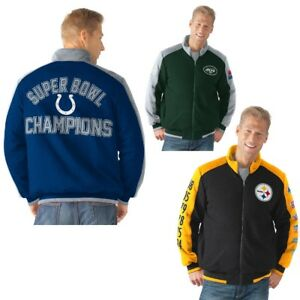Officially Licensed NFL Classic Commemorative Jacket by Glll 483924-J