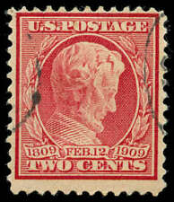 momen: US Stamps #369 Used F/VF