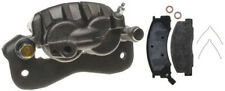 Disc Brake Caliper-PG Plus Loaded Reman Caliper Incl Bracket Front Left RC10252