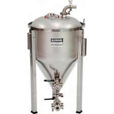 Blichmann 14 Gallon Conical Fermenter w/ Tri Clover Fittings Homebrew Beer Wine