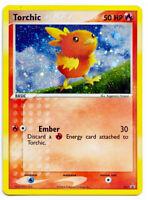 Torchic 017 Holo Rare Nintendo Black Star Promo Pokemon Card NM With Tracking