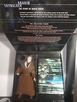 "Star Wars Masterpiece Edition Limited Book & 12""  Figure - Anakin Skywalker"
