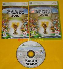 MONDIALI FIFA SUDAFRICA 2010 Xbox 360 Versione Ufficiale Italiana »»»»» COMPLETO