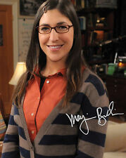 TBBT MAYIM BIALIK #2 10X8 PRE PRINTED (SIGNED) LAB QUALITY PHOTO - FREE DEL