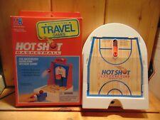 Vintage Travel Game Hot Shot Basketball  Milton Bradley  1992 New In Box