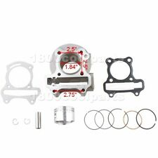 Big Bore Cylinder Kit 80cc 47mm for 139QMB GY6 50cc 80 Scooter ATV Moped Roketa