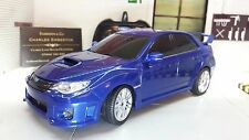 G LGB 1:24 Scale Subaru Impreza WRX STi Welly Model Car 2008 R/C Radio Control
