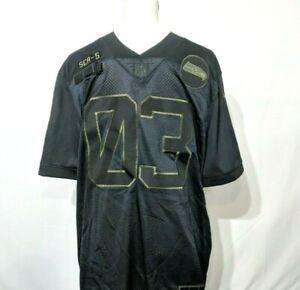 Nike Salute to Service Seattle Seahawks Russell Wilson #3 Jersey Size L $170