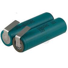 Bosch Akku AGS PKP PRIO PSR 200 7,2 Li 7,2V Li-Ion Batterie Ersatzakku 18650