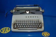 Maquina de escribir coleccionismo vintaje CONSUL-no comprobada