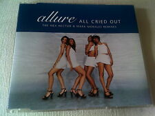 ALLURE - ALL CRED OUT (REMIXES) - UK CD SINGLE - PART 2