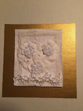 10 x wedding toppers card craft