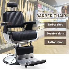 Hydraulic Recline Barber Chair All Purpose Heavy Duty Salon Spa Beauty Equipment