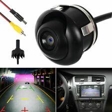 TELECAMERA POSTERIORE RETROMARCIA AUTO SUV RETROCAMERA CAMPER 360 ° CAMERA IP67