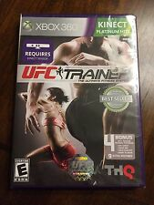 UFC Personal Trainer (XBox 360) Pre-owned Sealed
