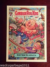 "2006 GARBAGE PAIL KIDS All New Series 5 ANS-5 B-12 ""Patrick Pinata"" Bonus Card"