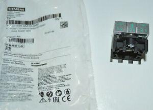 Siemens 3SU1550-0AA10-0AA0 Metal Support Holder, 3 Position, NEW