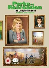 Parks and Recreation: Complete Series  (DVD, 2015, 21-Disc Set)