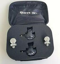 NEW Mares 25XR CR Tek Regulator Set