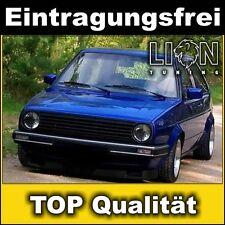 Frontspoiler Frontlippe Spoilerlippe VW Golf 2 19E GT, GTi, CL (GTI Spoiler)